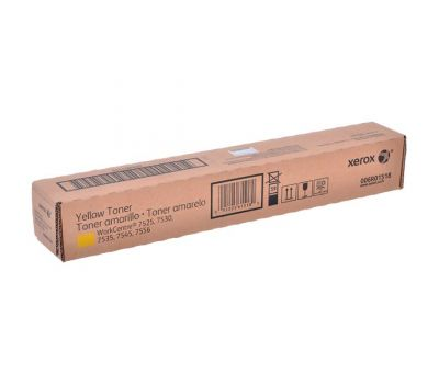 Xerox Toner 006R01518 yellow 15 000 pages