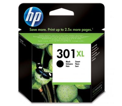 HP Inkjet CH563EE / HP 301XL black 480 pages