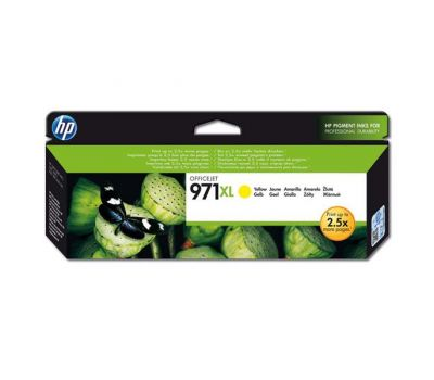 HP Inkjet CN628AE / HP 970XL yellow 6 600 pages