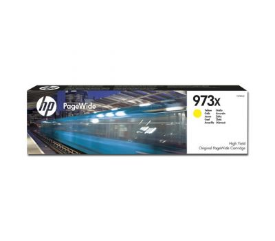HP Inkjet F6T83AE / HP 973X yellow 7 000 pages 82 ml