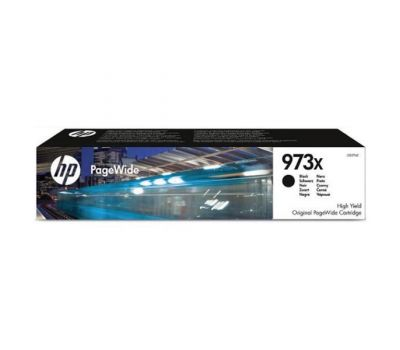 HP Inkjet L0S07AE / HP 973X black 10 000 pages