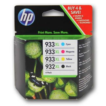 HP Inkjet C2P42AE / HP 932XL + HP 933XL pack 1 000 / 825 pages