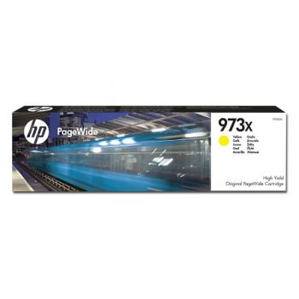 HP Original Inkjet F6T83AE / HP 973X yellow 7 000 pages 82 ml B-box