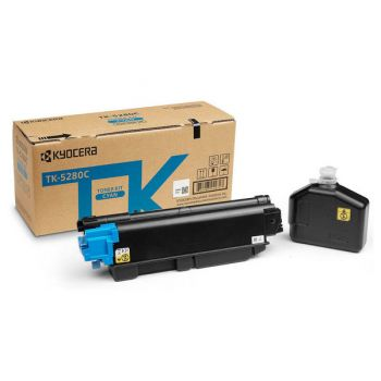 Kyocera Toner TK-5280C / 1T02TWCNL0 cyan 11 000 pages