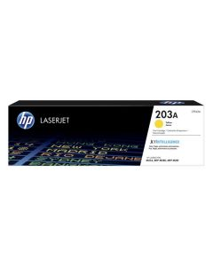 HP Toner CF542A / HP 203A yellow 1 300 pages