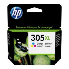 HP originálna náplň 3YM63EA / HP 305XL color (farebná) 200 strán