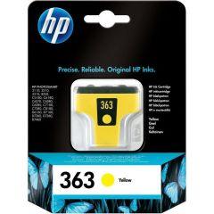 HP Original Inkjet C8773EE / HP 363 yellow 5,5 ml