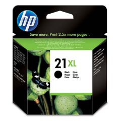 HP Original Inkjet C9351CE / HP 21XL black 475 pages 12 ml