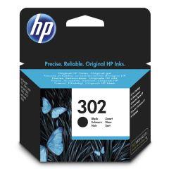 HP originálna náplň F6U66AE / HP 302 black (čierna) 190 strán
