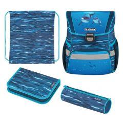 Školská taška Herlitz Loop Oceán sada