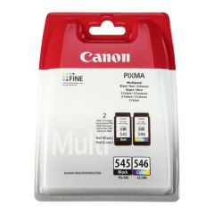 Canon originálna sada náplní PG-545 + CL546 8287B005 180 + 180 strán
