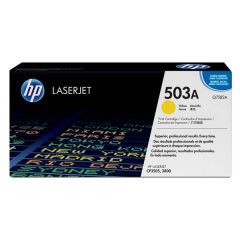 HP Original Toner Q7582A / HP 503A yellow 6 000 pages