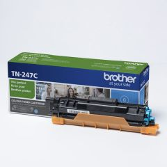 Brother originálny toner TN-247C cyan (azúrová) 2 300 strán