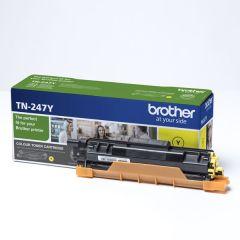 Brother originálny toner TN-247Y yellow (žltá) 2 300 strán