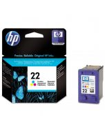 HP Inkjet C9352AE / HP 22 color 138 pages 5 ml