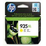HP originálna náplň C2P26AE / HP 935XL yellow (žltá) 825 strán