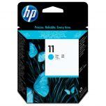 HP originálna tlačová hlava C4811A / HP 11 cyan (azúrová) 24 000 strán