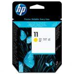 HP originálna tlačová hlava C4813A / HP 11 yellow (žltá) 24 000 strán