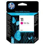 HP originálna náplň C4837A / No.11 magenta (purpurová) 28ml