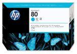 HP originálna náplň C4872A / HP 80 cyan (azúrová) 175ml