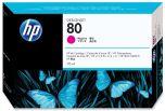 HP originálna náplň C4874A / HP 80 magenta (purpurová) 175ml