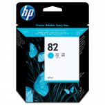 HP originálna náplň C4911A / HP 82 cyan (azúrová) 69 ml