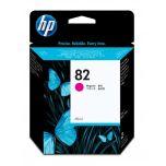 HP originálna náplň C4912A / HP 82 magenta (purpurová) 69ml