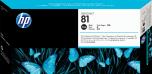 HP originálna tlačová hlava C4950A / HP 81 black (čierna) 1 000 strán 13 ml