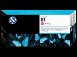 HP originálna tlačová hlava C4952A / HP 81 magenta (purpurová) 13 ml 1 000 strán