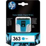 HP originálna náplň C8771EE / HP 363 cyan (azúrová) 5,5 ml