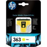 HP originálna náplň C8773EE / HP 363 yellow (žltá) 5,5 ml