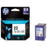 HP originálna náplň C9352AE / HP 22 trojfarebná 138 strán 5 ml