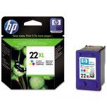 HP originálna náplň C9352CE / HP 22XL trojfarebná 415 strán 11 ml