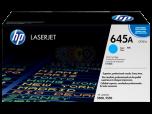 HP originálny toner C9731A / HP 645A cyan (azúrová) 12 000 strán