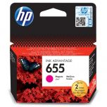 HP Original Inkjet CZ111AE / HP 655 magenta 600 pages