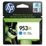 HP originálna náplň F6U16AE / HP 953XL cyan (azúrová) 20ml 1 600 strán