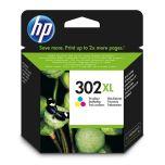 HP originálna náplň F6U67AE / HP 302XL farebné trojbalenie 8 ml 330 strán