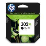 HP originálna náplň F6U68AE / HP 302XL black (čierna) 8,5 ml 480 strán