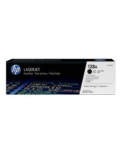 HP Toner CE320AD / HP 128A black dualpack 2 x 2 000 pages