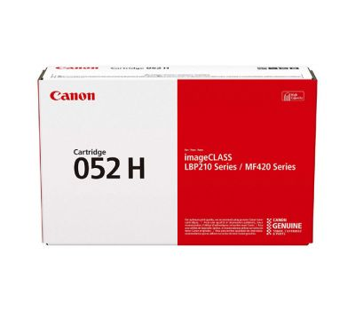 Canon Toner 052H black 9 200 pages