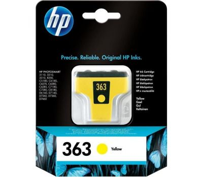HP Inkjet C8773EE / HP 363 yellow 5,5 ml