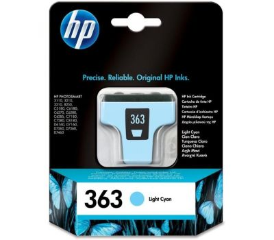 HP Inkjet C8774EE / HP 363 light cyan 5,5 ml