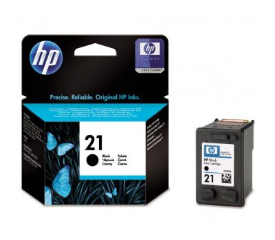 HP Original Inkjet C9351AE / HP 21 black 150 pages 5 ml