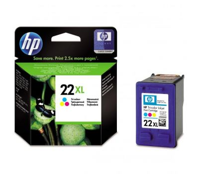 HP Inkjet C9352CE / HP 22XL color 415 pages 11 ml
