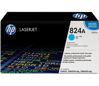 HP Drum CB385A / HP 824A cyan 35 000 pages