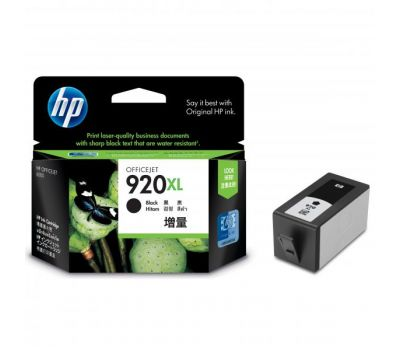 HP Inkjet Original CD975AE / HP 920XL black 1 200 pages