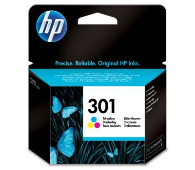 HP Original Inkjet CH562EE / HP 301 color 165 pages