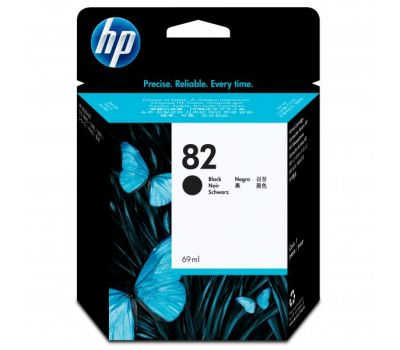 HP Original Inkjet CH565A / HP 82 black 69ml