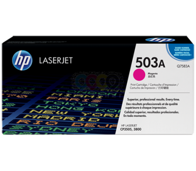 HP Toner Q7583A / HP 503A magenta 6 000 pages