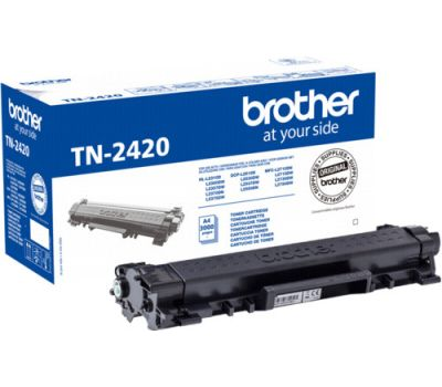 Brother Toner TN2420 black 3 000 pages